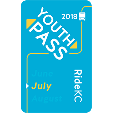 Summer Youth Pass - July